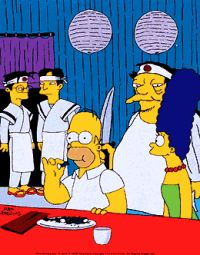 Homer has eaten #46 on the list, but I have not.